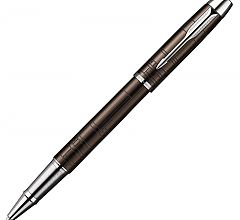 Ручка роллер Parker IM Premium T222 Metallic Brown S0949720