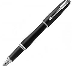 Ручка перьевая Parker Urban Core F309 Muted Black CT F 1931592
