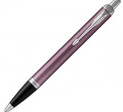 Ручка шариковая Parker IM Core K321 Light Purple CT 1931634