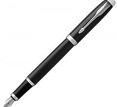 Ручка перьевая Parker IM Core F321 Black CT F 1931644