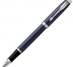 Ручка перьевая Parker IM Core F321 Matte Blue CT F 1931647