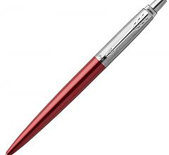Ручка шариковая Parker Jotter Core K63 Kensington Red CT 1953187