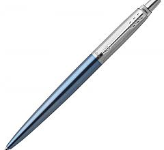 Ручка шариковая Parker Jotter Core K63 Waterloo Blue CT 1953191