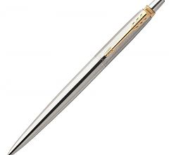 Ручка гелевая Parker Jotter Core K694 Stainless Steel GT 2020647