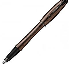 Ручка перьевая Parker Urban Premium F204 Metallic Brown S0949210