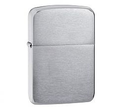 Зажигалка Zippo 1941 Replica Brushed Chrome 1941