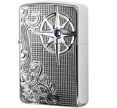Зажигалка Zippo Armor Nautical High Polish Chrome 28809