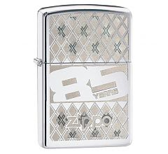 Зажигалка Zippo Classic 85th Anniversary High Polish Chrome 29438