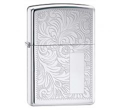 Зажигалка Zippo Venetian High Polish Chrome 352