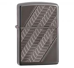Зажигалка Zippo Abstraction Black Ice 49166