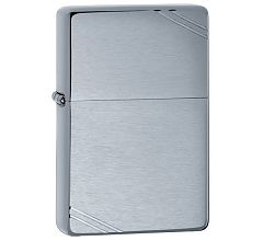 Зажигалка Zippo Vintage™ Series 1937 Brushed Chrome 230